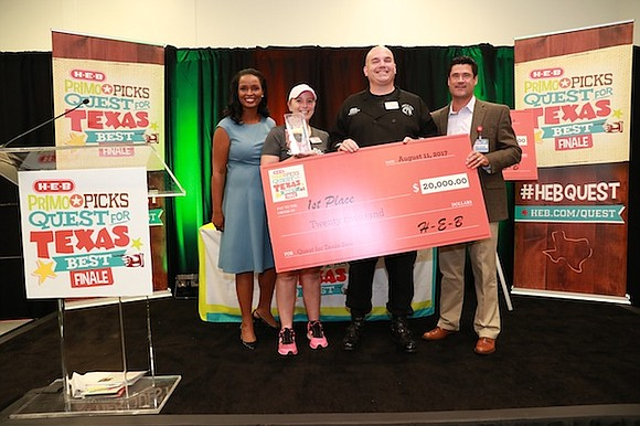H-E-B's Primo Picks Quest for Texas Best judges narrowed the field of 25 finalists to just FIVE winners on Friday, ...