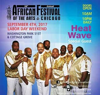 The theme of this year's festival is Respect, and is in keeping with the city of Chicago's declaration of 2017 ...