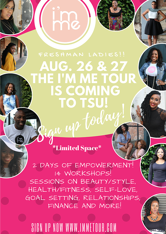 Radio/Television Personality and founder of JJ's I'm Me Foundation, JJ Simmons is thrilled to launch the first I'm Me Tour: ...