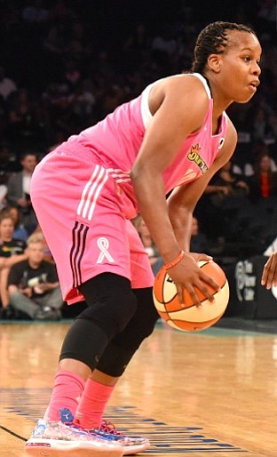 Sunday, the New York Liberty overcame a rough first quarter to notch its third consecutive win with a powerful, team-driven ...