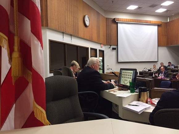 Following the release of his proposed FY 2018 budget to the Will County Board, County Executive Larry Walsh again renewed ...