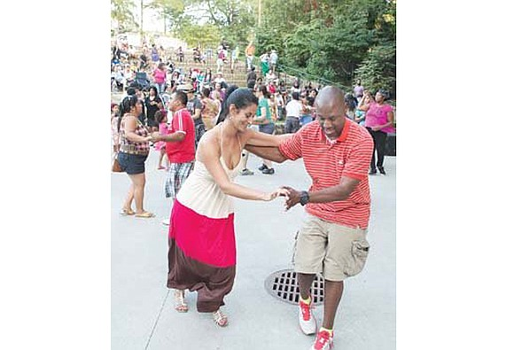 The Latin Jazz & Salsa Festival returns this weekend, but at a new, bigger location in South Side. The upbeat ...