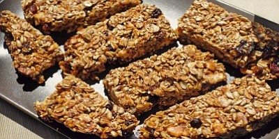Energy bars are a convenient source of nutrition and come in a wide variety of flavors to satisfy different palates. ...