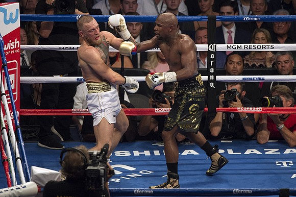 In today's era of boxing, mega-fights happen only once every three years or so and are commonly mischaracterized.