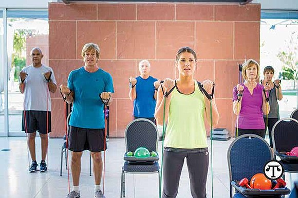 From weight loss and flexibility to strength and endurance, SilverSneakers guides members through all aspects of their fitness journey. Marvin ...