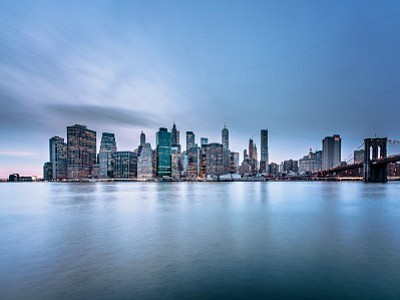 Even though Manhattan is an island, it's easy to get caught up in the whirlwind of the interior of the ...