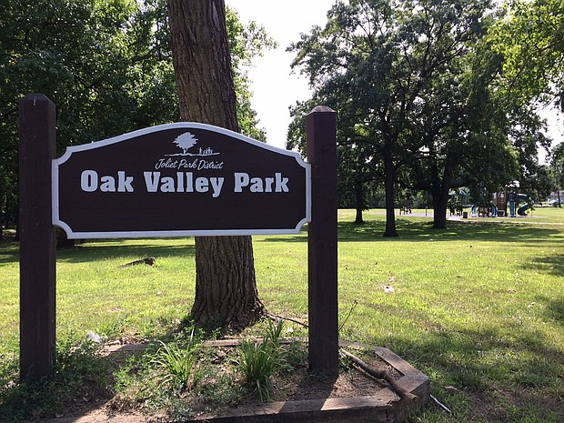 A group of concerned Joliet residents have petitioned the Joliet Park District to rename Oak Valley Park after toddler Sema'j Crosby who was found dead in her home in April.