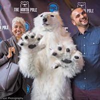 "Gentrification and progressive politics collide in the new web-based comedy, ""The North Pole,"""
