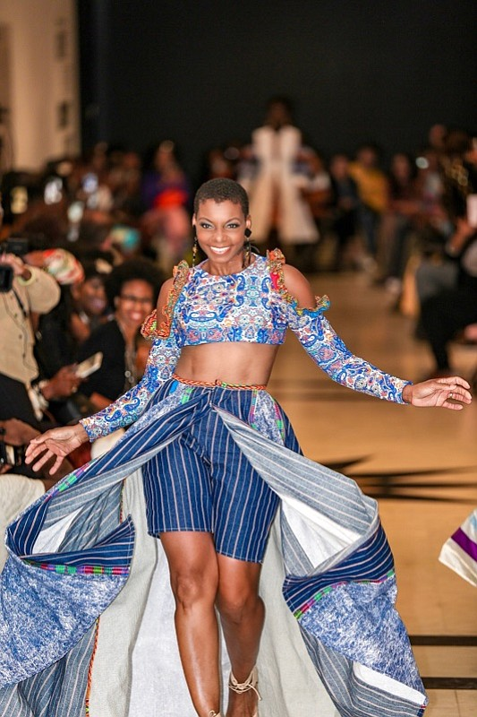 Harlem Fashion Row's presentations for Fashion Week were spectacular.