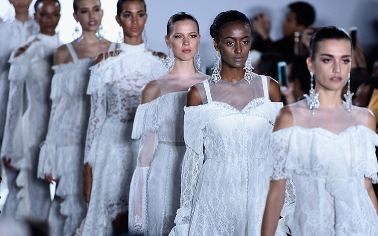 Six Indonesian Designers Hit 2017 New York Fashion Week New York Amsterdam News The New Black View