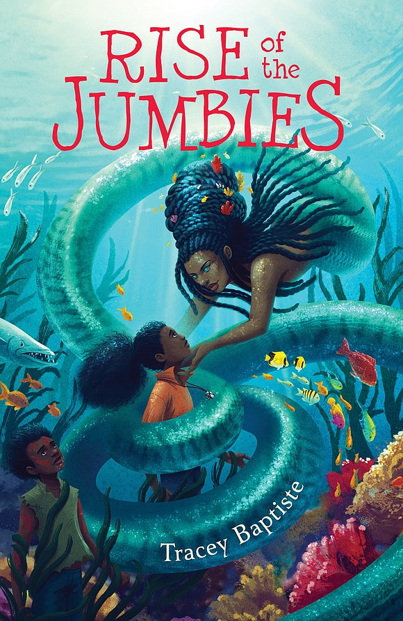 What lives beneath the waves? Fish, of course. Seahorses, clams, lobsters and whales, turtles and mermaids, too. You'd be surprised ...