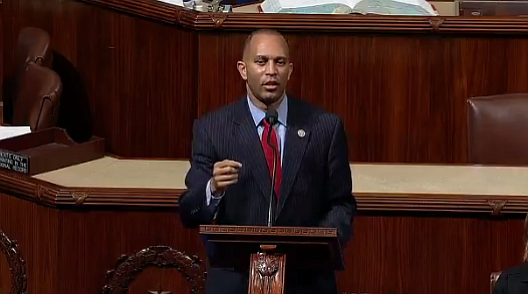 Brooklyn-born Congressman Hakeem Jeffries will be in the national spotlight over the next few weeks as an impeachment manager in ...