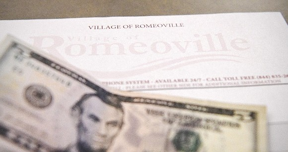 ll single-family homes within the Village's borders will receive a rebate on their water bills. This year's savings will be ...