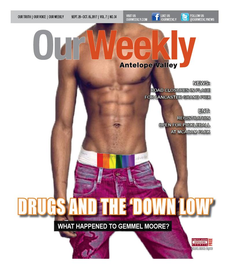 Secret gay stroll attracts interracial sex, drug use