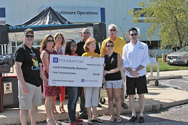 On Saturday, September 23, 2017, the General Motors Foundation in partnership with GM's Baltimore Operations team provided a $40,000 grant ...