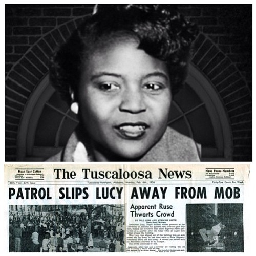 On June 11, 1963, Vivian Malone and James Hood, under the protection of federal marshals and the federalized Alabama National ...