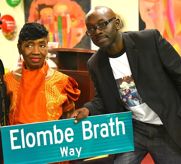 Like the hundreds who attended Elombe Brath's events at the Harriet Tubman School in the past, there was a sizable ...