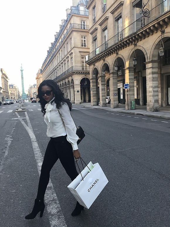 To a fashion girl, Paris is the mecca for all things chic and fabulous.
