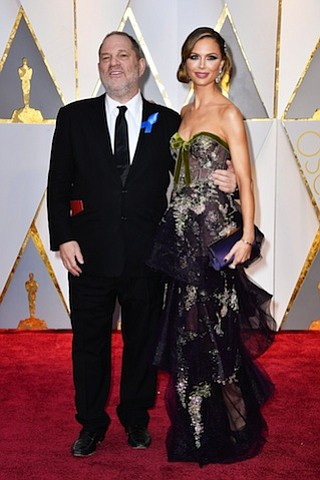 As allegations of rape, abuse, and other forms of sexual misconduct against him mount, Harvey Weinstein's wife of a decade ...