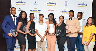 The National Newspaper Publishers Association (NNPA) and Chevrolet recently recognized the achievements of eight students from Historically Black Colleges and ...