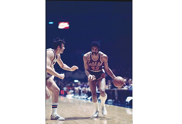 Connie Hawkins took a long and winding road to the Naismith Basketball Hall of Fame — but somehow he made ...