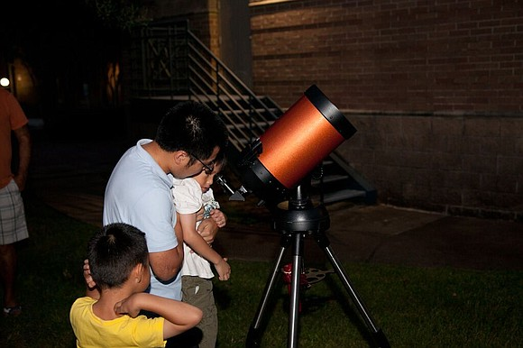 Levy Park Conservancy (LPC) and the Lunar and Planetary Institute (LPI) present an International Observe the Moon Night (InOMN) public ...