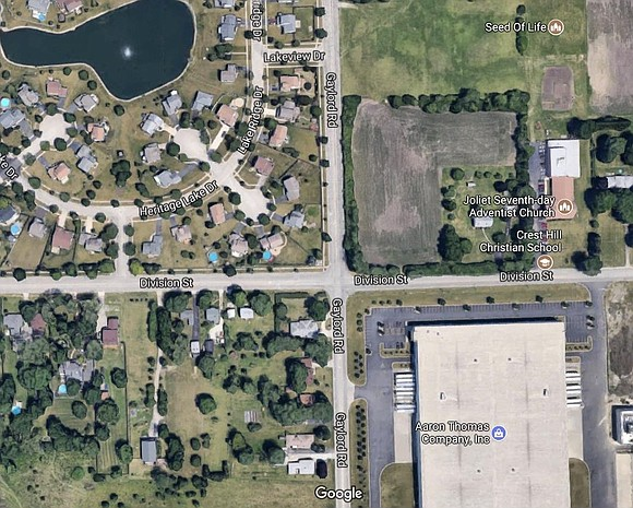 The City of Joliet has denied approval of an intergovernmental agreement with the City of Crest Hill for intersection improvements ...