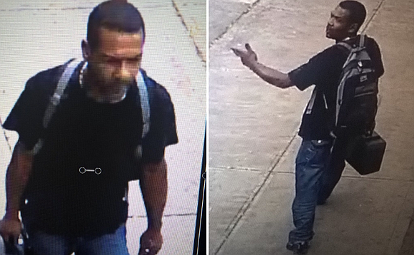 Police have released images of one of the men suspected of the home invasion in Brooklyn last week that left ...