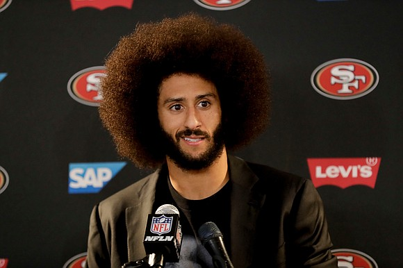 Former San Francisco 49ers quarterback Colin Kaepernick filed a grievance alleging that NFL owners are colluding to keep him unemployed ...
