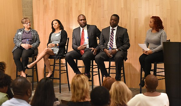 Tuesday, Oct. 17, the Minority- and Women-owned Business Enterprises program held their launching event at the Historic Studio Museum in ...