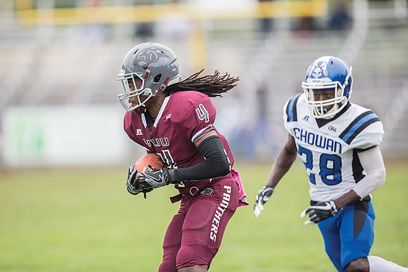 Virginia Union University is headed to Bowie State with a four-game winning streak, the wind at its back and yet ...