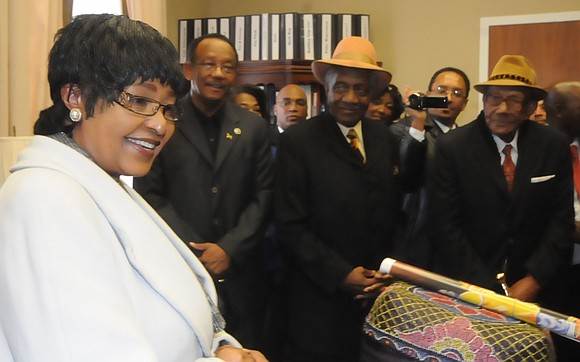 Mama Winnie stood tall and made sure those who were being made invisible were kept visible in the eyes of ...
