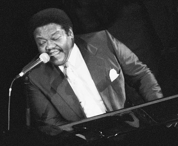 Reports indicate that New Orleans pianist and singer Fats Domino has died.