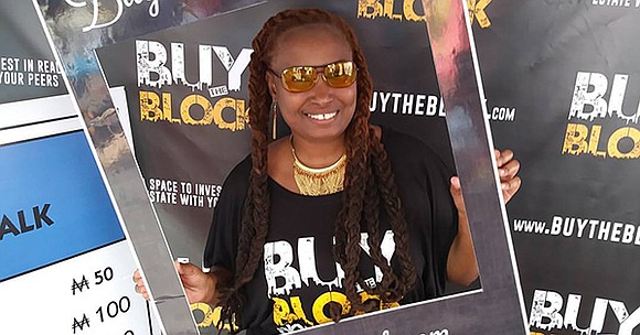 Entrepreneur Lynn P. Smith is the founder and CEO at Buy The Block – one of the only Black-owned platforms ...