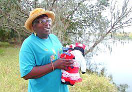 Many years ago, while conducting research on the Gullah-Geechee culture in the small islands off the coast of South Carolina, ...