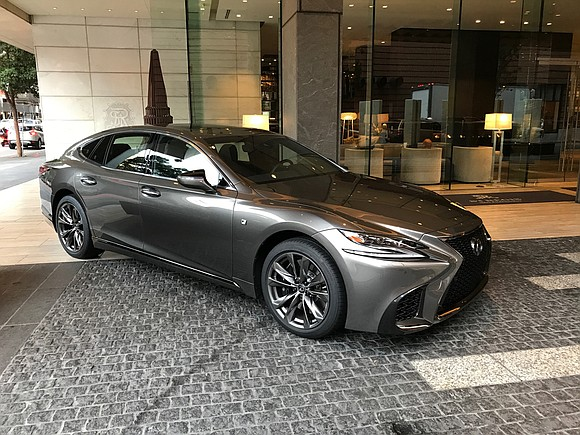 Lexus has come full circle. In 1989, the automaker chose this city for the world debut of the LS 400, ...