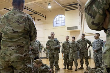 Governor Larry Hogan has directed 100 soldiers from the Maryland National Guard to deploy to the U.S. Virgin Islands to ...