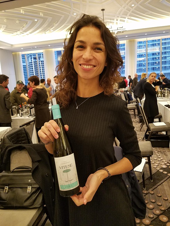 Simply Italian Great Wines US Tour rolled into Chicago at the sparkling new London House Hotel at the Chicago River ...