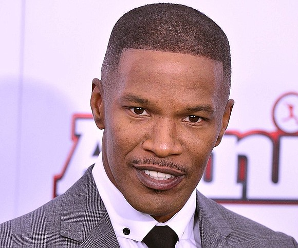 Actor Jamie Foxx has been cast as Black Panther leader...