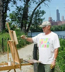 Lemont Artists Guild will host a water color demonstration during its November 17 meeting beginning at 7 p.m. at the ...