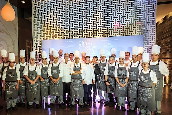 Mexican cuisine is experiencing a moment of explosive change, and that was apparent during Grand Velas Riviera Maya's latest culinary ...