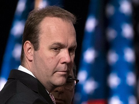 Richmonder Rick Gates, a former Trump presidential campaign official, and his business partner, Paul Manafort, who was chairman of the ...