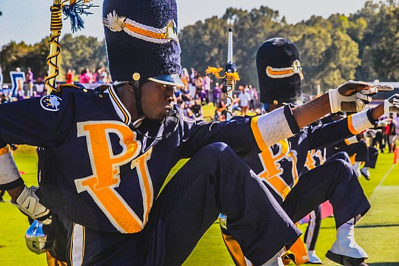 The Prairie View A&M University (PVAMU) Marching Storm is headed to the Big Apple for the 2017 Macy's Thanksgiving Day ...