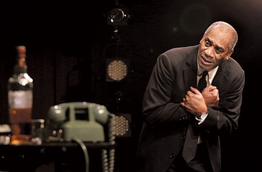It's the one performance Joe Morton will never forget. That was the night that the ..