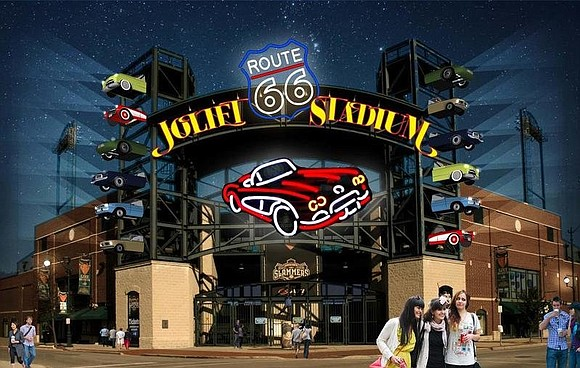 The stadium formerly known as Silver Cross Field will be renamed after its Route 66-adjacent roots at a future date.