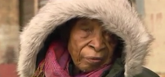 Brooklyn grandmother Joy Noel, 85, spent her Thanksgiving holiday homeless and fighting to get her apartment back.