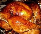 Roasted turkey/Thanksgiving