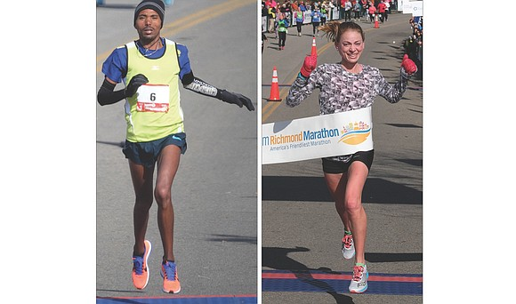 The 40th edition of the Richmond Marathon resulted in an unfortunate historical first — the disqualification of winners.