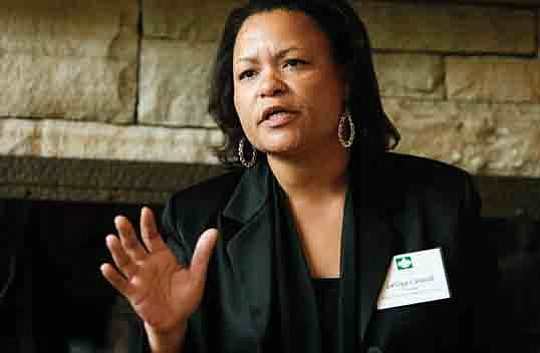 A progressive community organizer was elected mayor of New Orleans on Saturday..