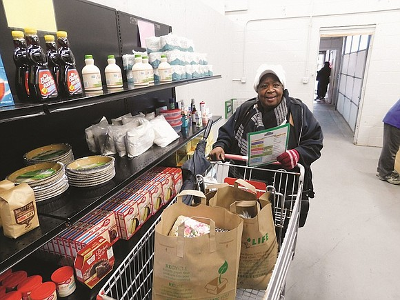 The increasingly impoverished populations of east Portland are getting some relief this Thanksgiving season as a non-profit dedicated to food ...